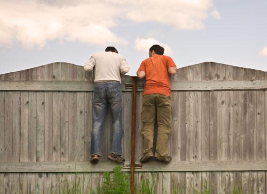 good fences makes good neighbours essay