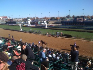 A Breeders' Cup to celebrate