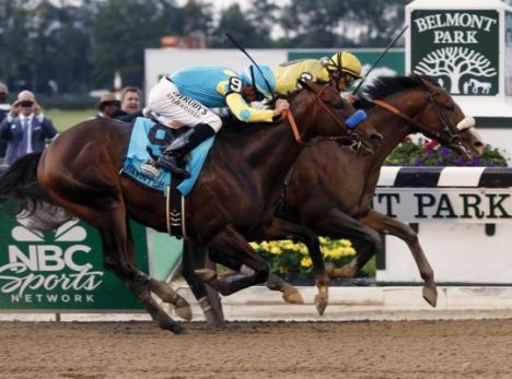 """$$$ on """"Union Rags""""; would have preferred a Triple Crown winner from our Golden State"""