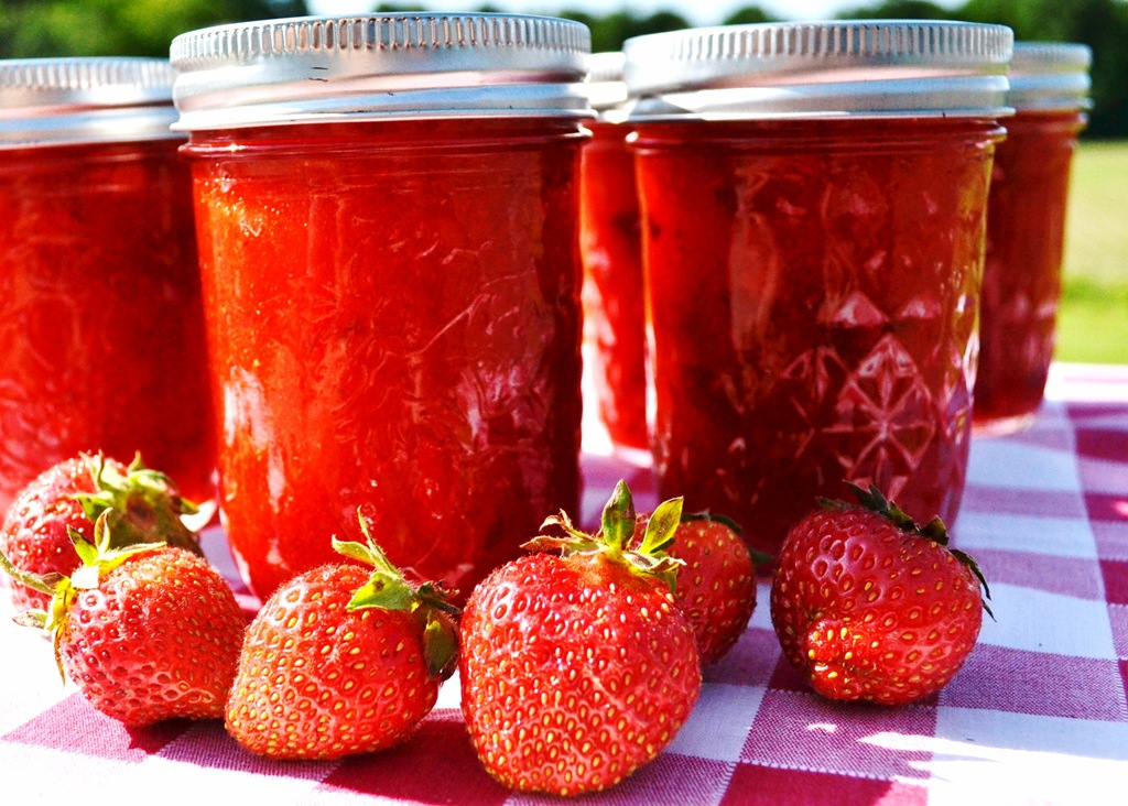 Image gallery homemade jams and jellies - Advice making jam preserving better ...