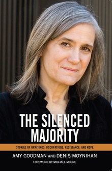 Scoop: Amy Goodman coming to Nevada City on Oct. 23