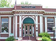 Grass Valley Library - Royce Branch