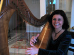 Well-known local harpist gets her harps back (all but one)