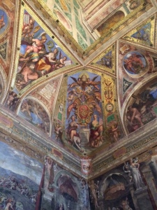 Rome: Selfies in the Sistine Chapel