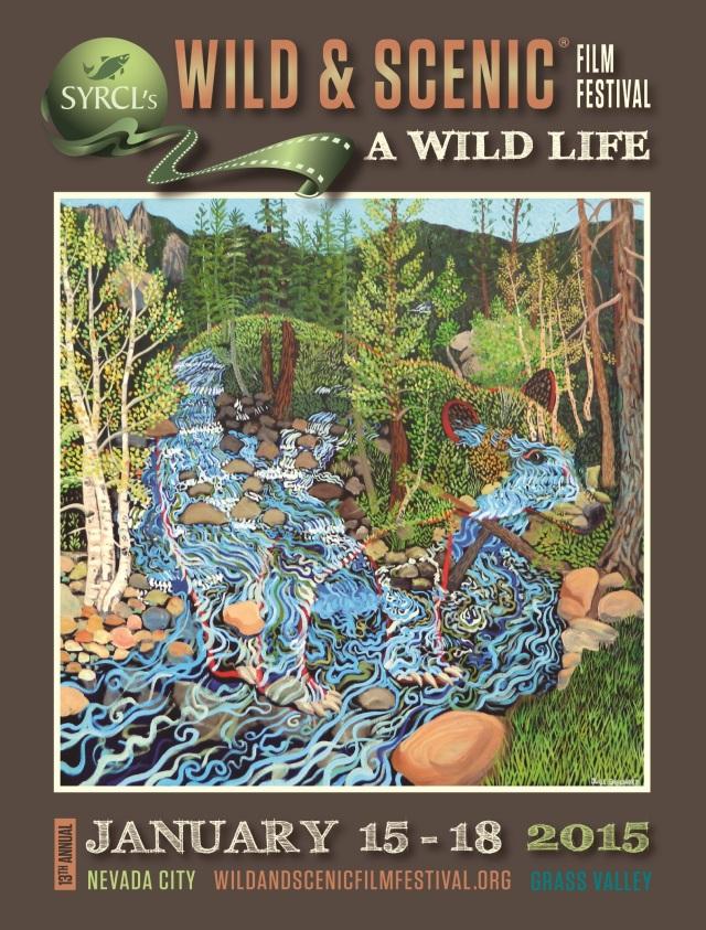 New Wild & Scenic Film Festival poster