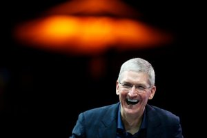 """Apple CEO Tim Cook says he is """"proud to be gay"""""""