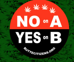 Butte County also grapples with medical marijuana initiatives