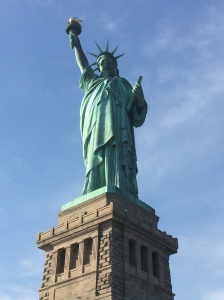 A visit to the Statue of Liberty — now versus 1982
