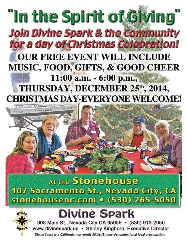 "Divine Spark shows ""the spirit of giving"""