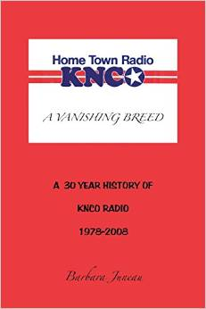 Local author has written a book about KNCO's history