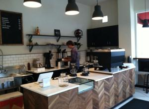 """Soft opening"" of Fable Coffee on Mill Street in GV this weekend: shows the boom in local coffeehouses"