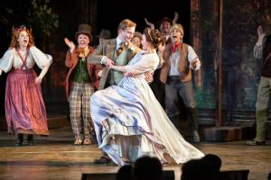 Lake Tahoe Shakespeare Festival: Romeo & Juliet, The Fantasticks