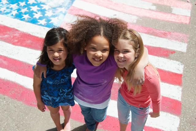 """Celebrating America's """"melting pot"""" on July 4"""