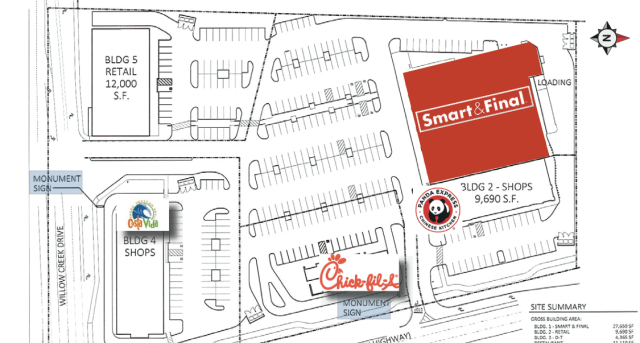 Smart & Final, Chick-fil-A coming to new North Auburn mall