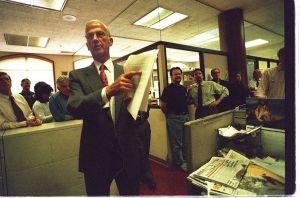 RIP, former Chronicle publisher John Sias