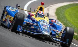 Nevada City native Rossi wins Indy 500