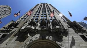 Newspapers shed iconic real estate for $$$ — latest is Tribune Tower