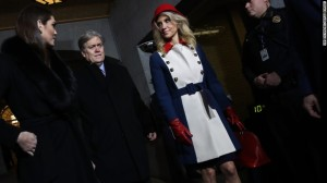 Trump inner circle includes pollster Kelly Conway and Breitbart News co-founder Steve Bannon
