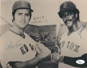 Fred Lynn and Jim Rice: nicknamed the